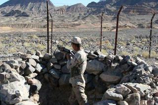 سرباز مرزی