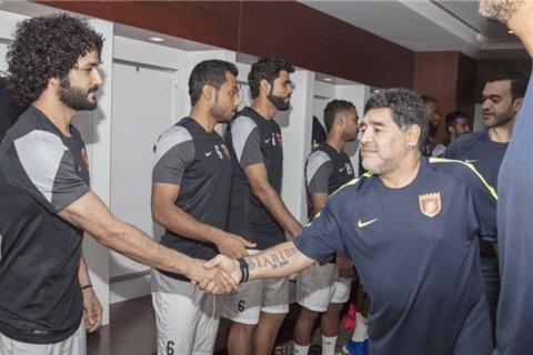 دیه گو مارادونا
