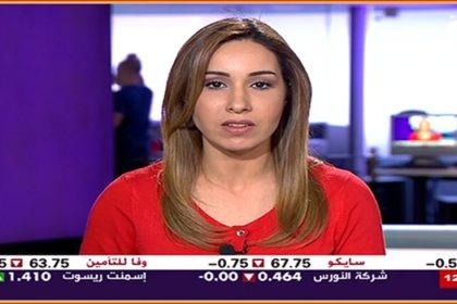مذيعة العربية