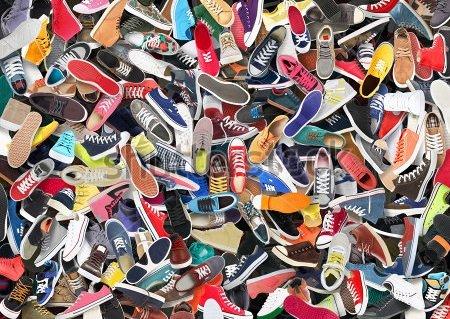 کشف محموله کفش قاچاق در خرم آباد