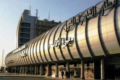 فرودگاه قاهره