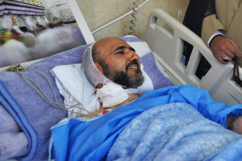 روحانی مجروح حادثه مترو شهرری