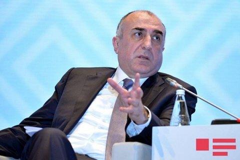 وزیر خارجه جمهوری آذربایجان