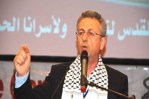 دبیرکل جنبش ابتکارملی فلسطین