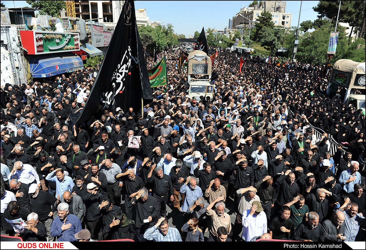 اجتماع بزرگ صادقیون در مشهد مقدس برگزار شد /گزارش تصویری