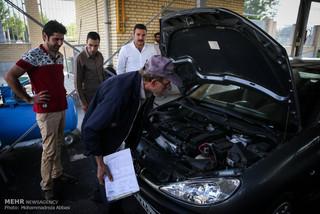 تعویض موتور خودرو