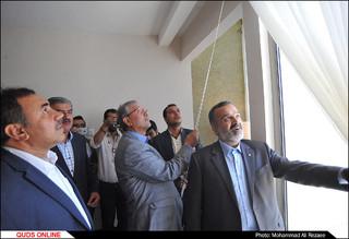 سفر وزیر تعاون،کار و رفاه اجتماعی به مشهد