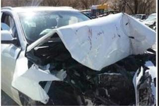تصادف جاده ای در پلدختر