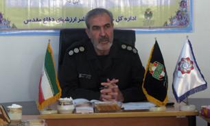 مدیرکل حفظ آثار و نشر ارزشهای دفاع مقدس خراسان شمالی