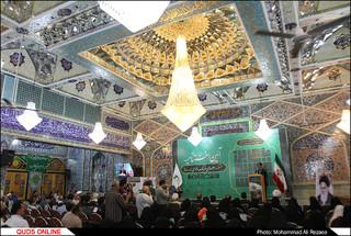 """اختتامیه جشنواره """"جلوههای فرهنگ رضوی در رسانهها"""" در آستانه اشرفیه"""