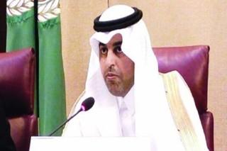 «مشعل السلمی» رئیس پارلمان عربی