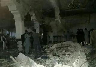 حملات تروریستی به مسجد شیعیان در هرات