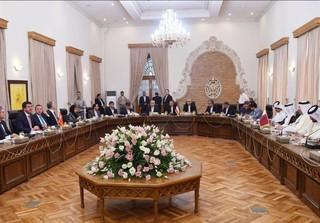 نشست ۳ جانبه ایران، قطر و ترکیه