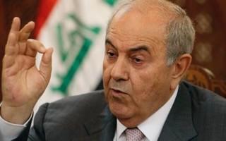 ایاد علاوی، معاون رئیسجمهور عراق