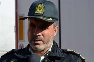 زمين خوارميلياردی در پلدختر دستگیر شد