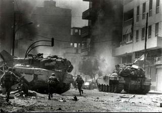 جنگ لبنان
