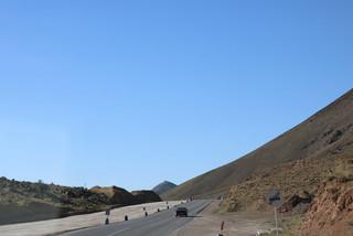 مسیر تهران - شمال