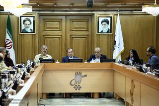 شورای پنجم ، شورای شهر تهران