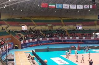 والیبال انتخابی قهرمانی جهان