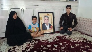 حماسه کاظم معلم فداکار و وعده های پرپر شده مسئولین لرستان