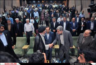 آیین بزرگداشت روز خبرنگار با حضور تولیت آستان قدس رضوی