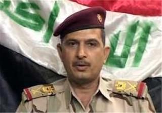عثمان الغانمی رئیس ستاد مشترک ارتش عراق