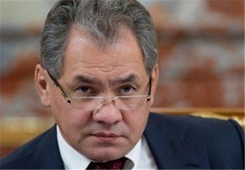 وزیر دفاع روسیه