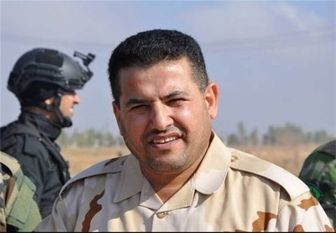قاسم الاعرجی، وزیر کشور عراق