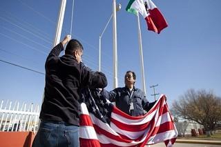 مکزیک و آمریکا
