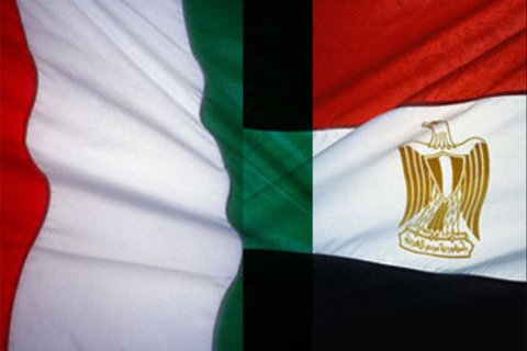 قاهره و رم، ایتالیا و مصر