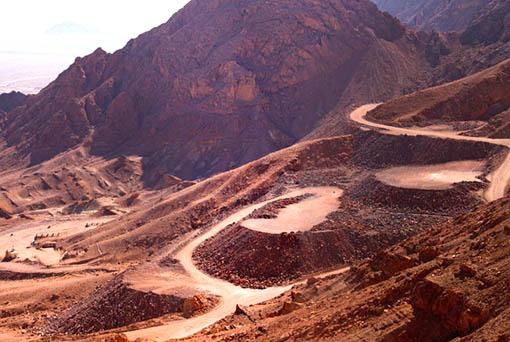 معدن مهدی آباد