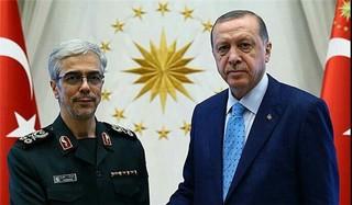 ايران و تركيا