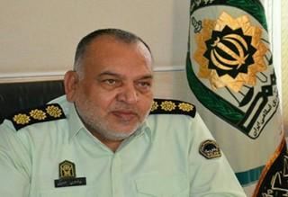 فرمانده نیروی انتظامی بهبهان