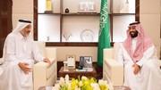 عبدالله بن علي آل ثاني يكشف سبب زيارته للسعودية.. والقطريون يردون: بيعتي لتميم!