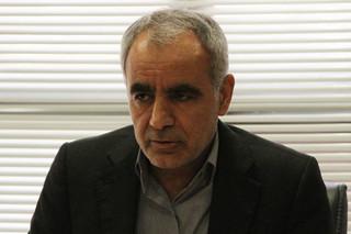 حیدر بهاروند - رئیس سازمان لیگ