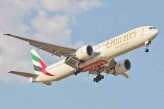 هواپیمای امارات