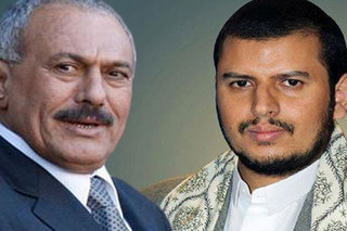 انصارالله یمن و علی عبدالله صالح