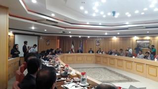 استانداری گیلان-نشست خبری-هفته دولت-96