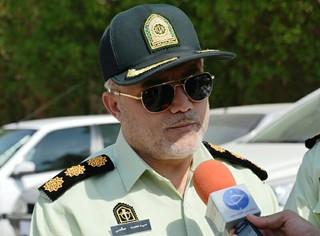 جانشین فرمانده انتظامی خوزستان