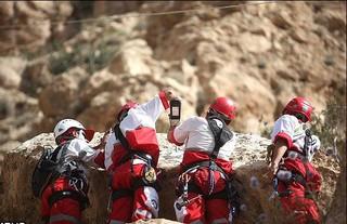 هلال احمر، نجات جان کوهنورد