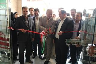 افتتاح مرکز سلامت کلیور بندر انزلی