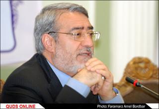 سفر وزیر کشور به مشهد