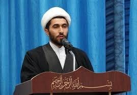 حجت الاسلام محسن مشرفی امام جمعه موقت بیرجند