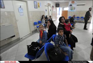بازديد از بيمارستان ثامن الائمه(ع) شهرستان چناران