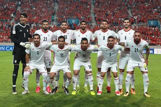 دیدار تیم ملی فوتبال ایران و کره جنوبی