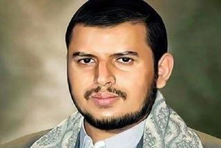 عبدالملك الحوثي - کراپشده