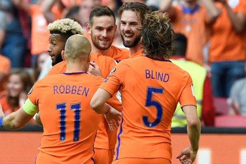 تیم ملی فوتبال هلند