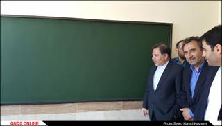 آغازعملیات اجرایی آزادراه مشهد چناران قوچان