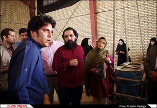 فیلم برداری فیلم سینمایی زنانی که با گرگها دویدنددر مشهد کلید خورد