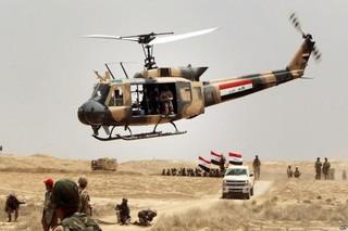 بالگرد عراقی ، نیروهای عراقی